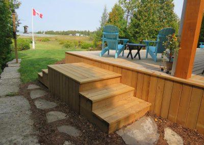 Decks and Garden Structures